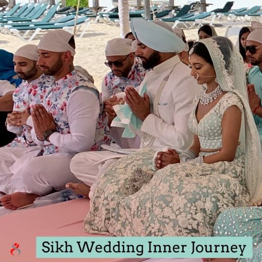 Indian Sikh Wedding Moon Palace Cancun