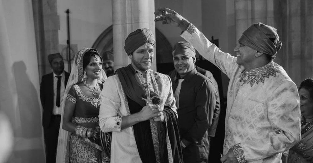 Sikh Priest Destination Wedding