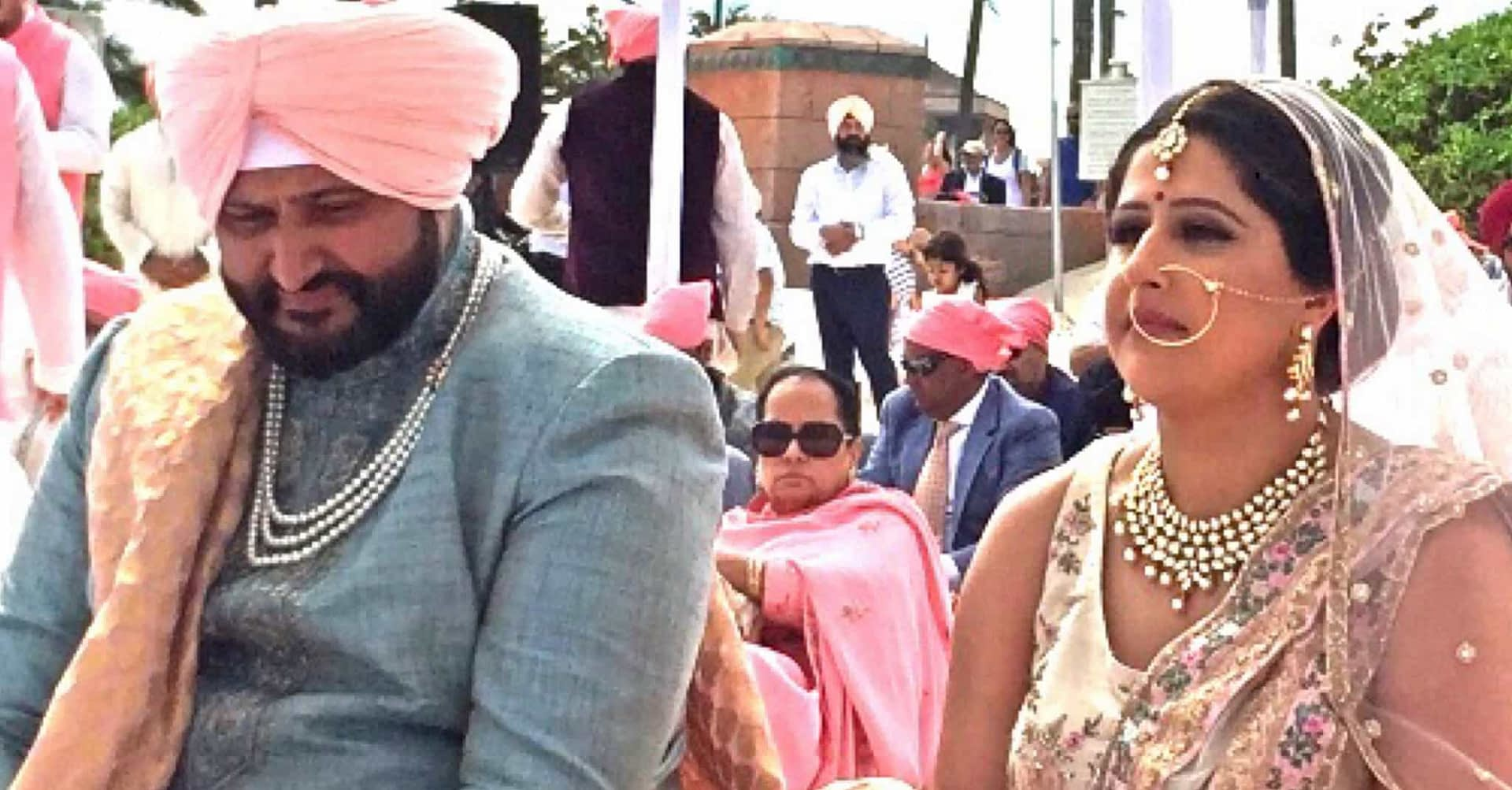 Sikh Wedding Officiant