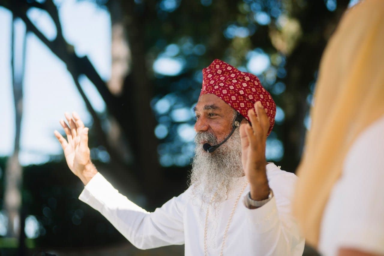Sikh Priest
